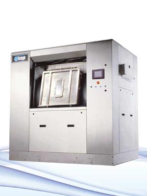Высокоскоростные подрессоренные барьерные стирально- отжимные машины Image SB-155