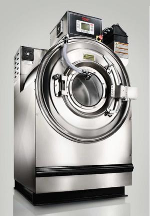 Промышленная стирально-отжимная машина с жестким креплением UniMac UWU65